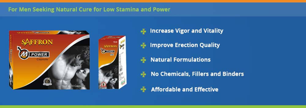 Natural Remedies for Low Stamina and Power
