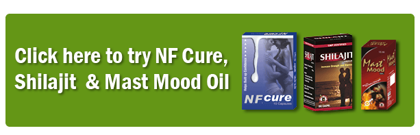 NF Cure, Mast Mood Oil and Shilajit Capsules