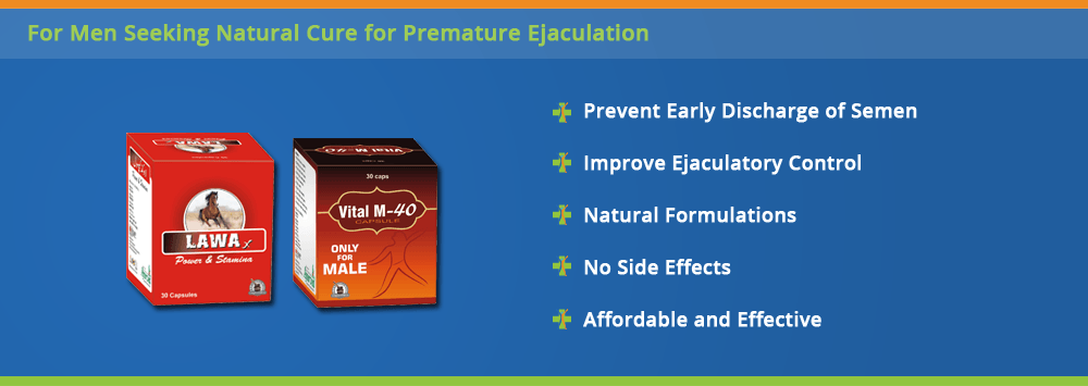 Natural Remedies for Premature Ejaculation